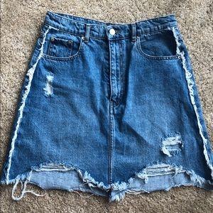 Zara, A-line miniskirt